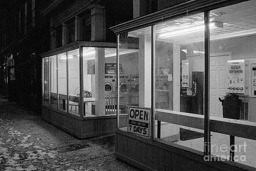 Open 7 Days by Paul Frederiksen