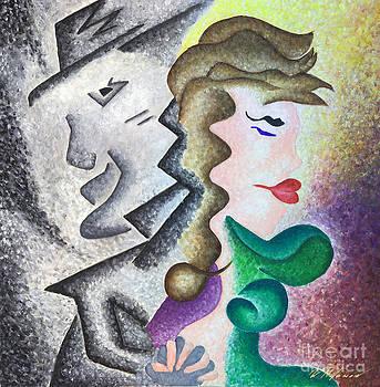 Opposites Attract by Vladimir Nazarov