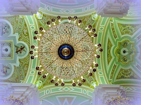 Opulence Overhead by David Kovac