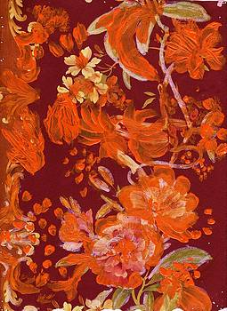 Anne-Elizabeth Whiteway - Orange Array