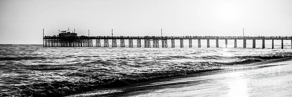 Paul Velgos - Orange County California Pier Panorama Picture
