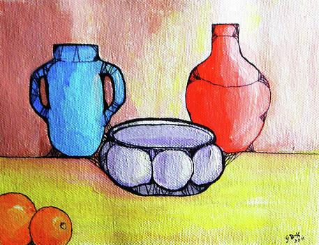 Oranges Not Lemons by Gloria Dietz-Kiebron