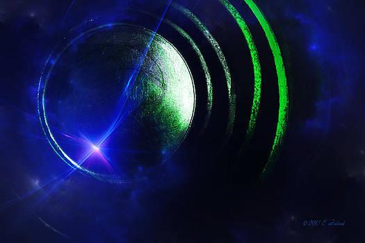 Orbit 4 by Elizabeth S Zulauf