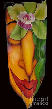 Orchid Dream by Anna Skaradzinska