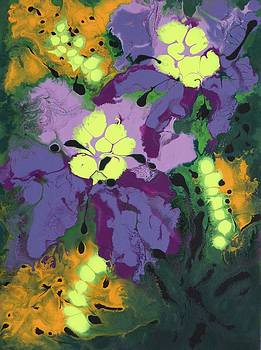 Orchids by Beata Rodee