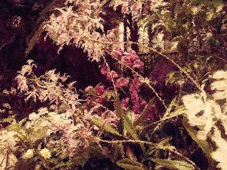 Susan Maxwell Schmidt - Orchids in the Atrium