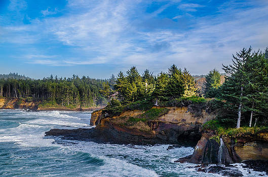 Oregon Bay by Jesse Wright