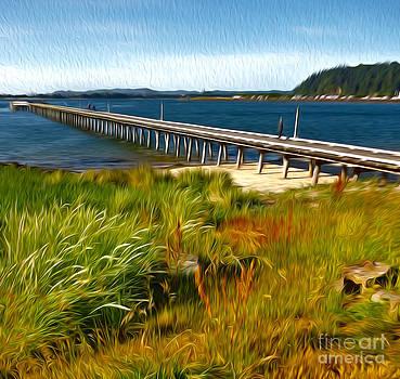 Gregory Dyer - Oregon Coast Pier