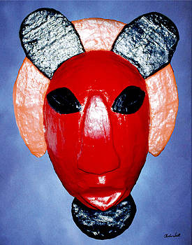 Orgime Mask by Charles Smith