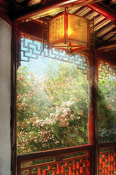 Mike Savad - Orient - Lamp - Simply Chinese