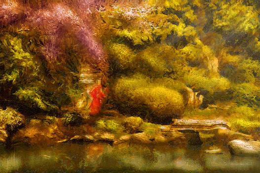 Mike Savad - Orient - The Japanese Garden