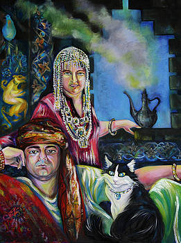 Anna  Duyunova - Oriental Fairy Tale. First Part