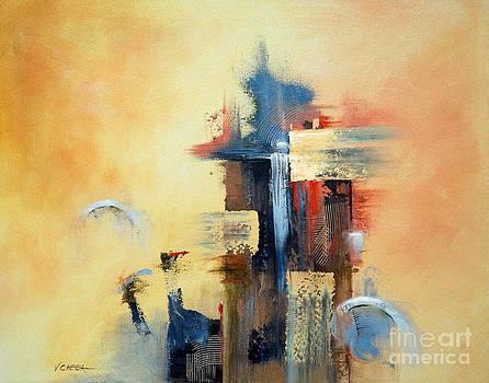Oriental Joy by Vickie Sue Cheek
