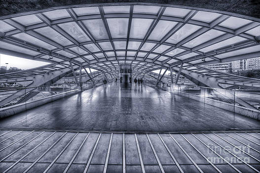 English Landscapes - Oriente Bridge BW