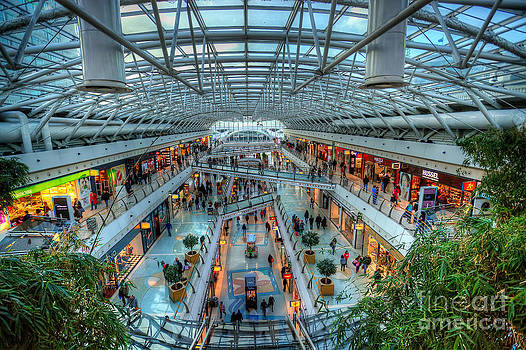 English Landscapes - Oriente Shopping
