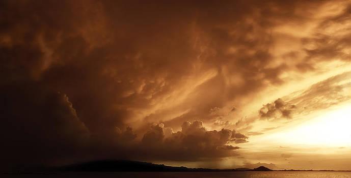 Orinoco Sunset by Jens Tischer