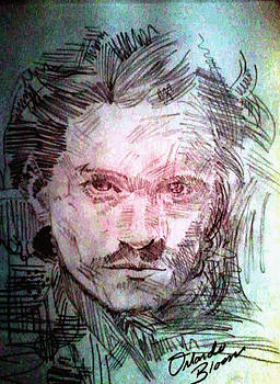 Orlando Bloom by Dean Miggins