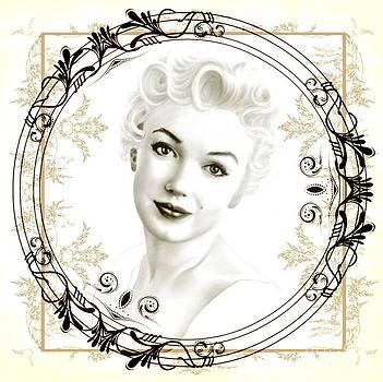 Ornamental Marilyn by Wu Wei