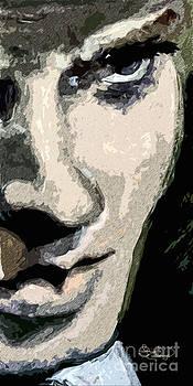 Ginette Fine Art LLC Ginette Callaway - Orson Welles Citizen Kane Modern Portrait