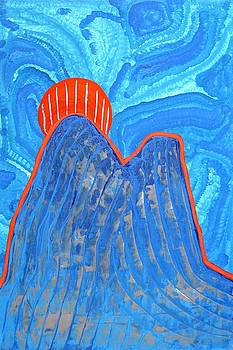 Os Dois Irmaos original painting SOLD by Sol Luckman