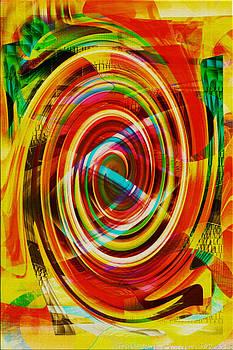 Oscillation by Tristan Markus Damaskus