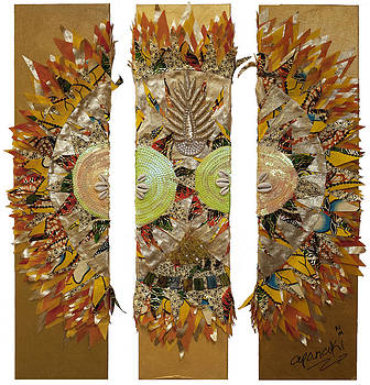 Osun Sun by Apanaki Temitayo M