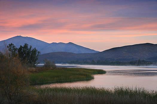 Otay Lake Sunrise by Scott Cunningham