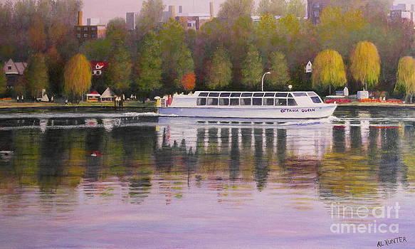 Ottawa Queen by Al Hunter