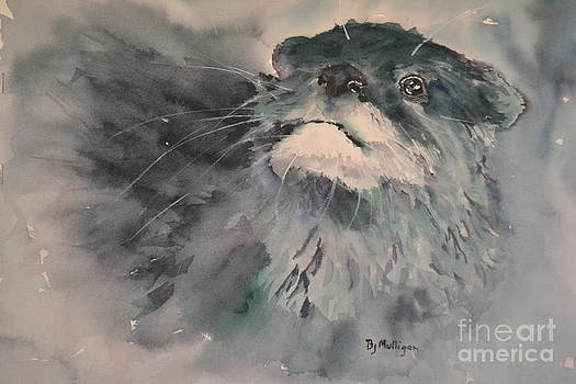Otter by Betty Mulligan