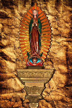 Our Lady of Guadalupe by Cecil Fuselier