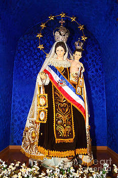 James Brunker - Our Lady of Mount Carmel Chile