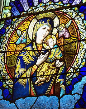Our Lady of Perpetual Help by Dana Doyle