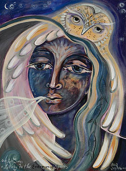 Our Lady Sings a Lullaby to the Endangered Species by Shiloh Sophia McCloud
