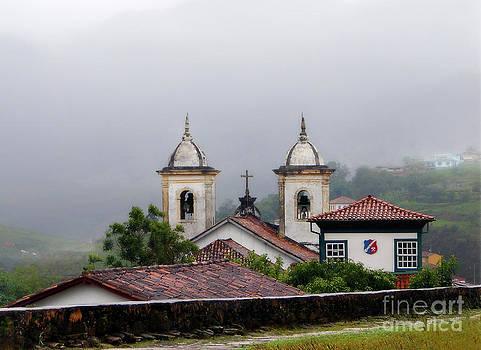 Ouro Preto - Brazil by Paulo Sezio De Carvalho