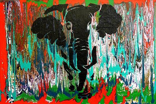 Out of Africa by Nan Bilden