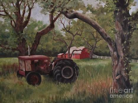 Out of Commission by Karen Olson