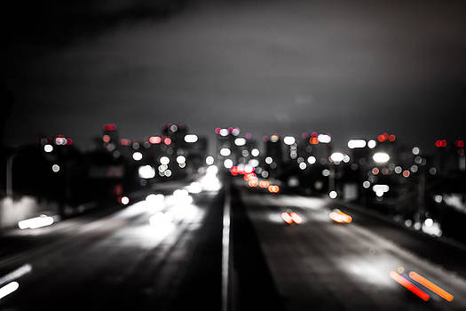 Out of Focus City by Robbie Snider