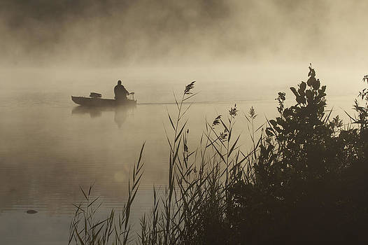 Out on the Lake by Chris Burke