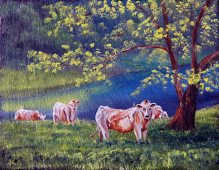 Out to Pasture by Meaghan Troup