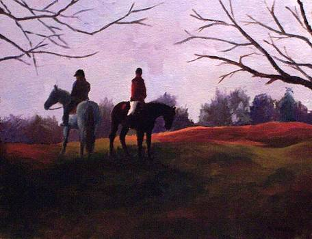 Out Until Dusk by Donna Teleis