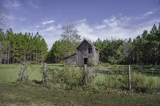 Judy Hall-Folde - Outbuilding