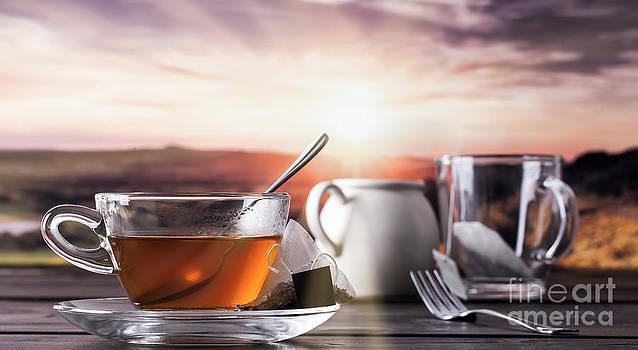 Simon Bratt Photography LRPS - Outdoor morning breakfast