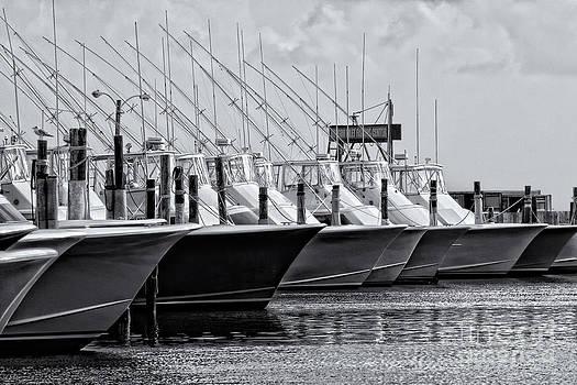 Dan Carmichael - Outer Banks Fishing Boats