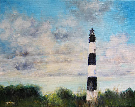Outer Banks Summer by Diane Kraudelt