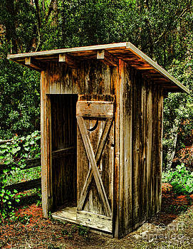 Dave Bosse - Outhouse