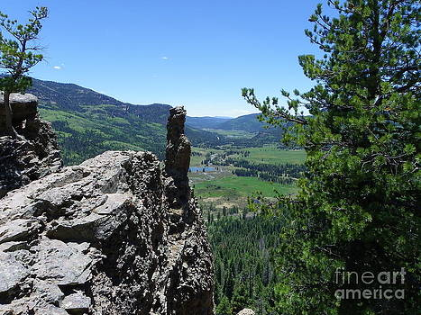 Outlook from the Ridge by Charleen Treasures