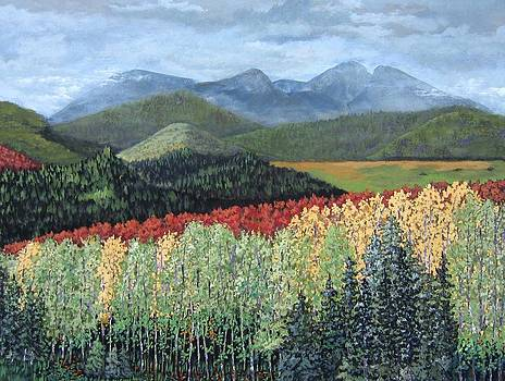Over the Hills and Through the Woods by Suzanne Theis
