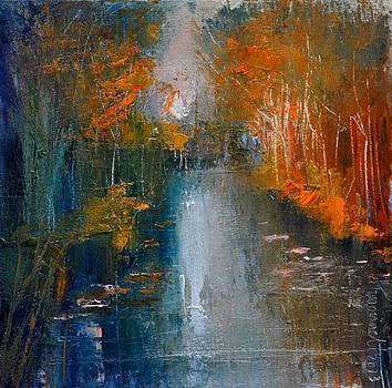 Over the lake III by David Figielek