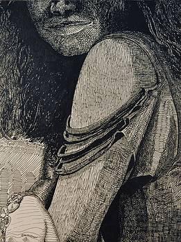 Over the Shoulder by Denis Gloudeman