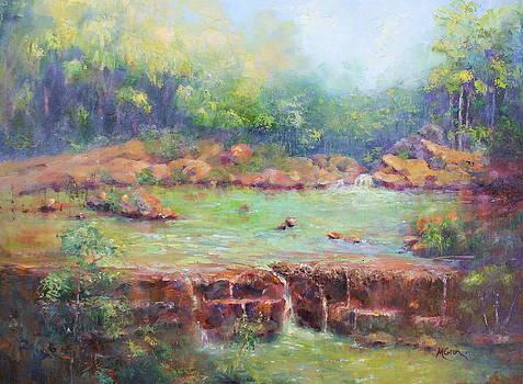 Marie Green - Overflow Pools